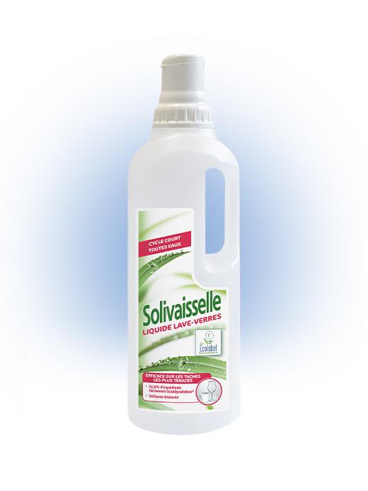 Solivaisselle Liquide Lave-Verres 1L eco img