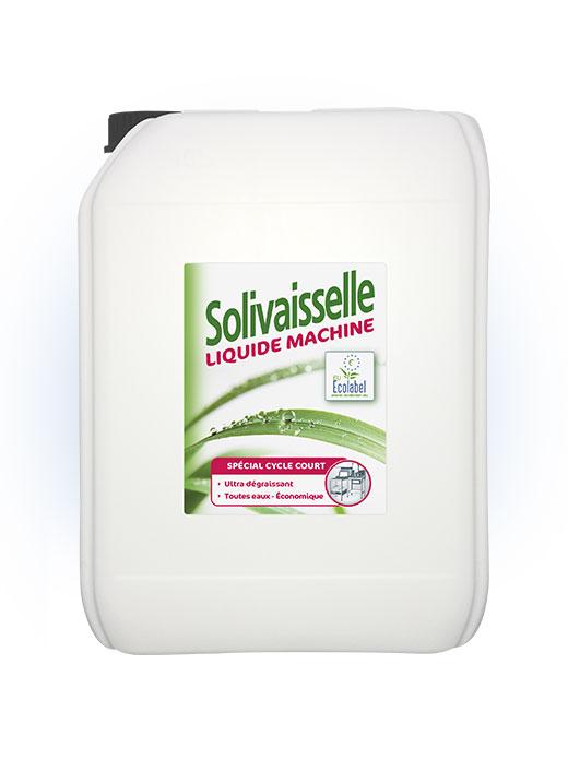 Solivaisselle liquide machineEcolabel 10L