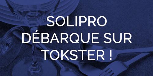 Solipro débarque sur Tokster